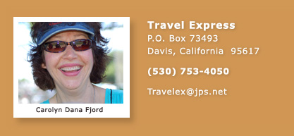Travel Express (530) 753-4050